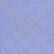 Blue and White Checkered diagonal Tabletop Fabric Background — Stock Photo