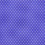 White Polka Dots On Blue Textile Fabric Background — Stock Photo #26847783