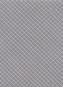 Blau und grau karo diagonal textile gewebe hintergrund — Stockfoto