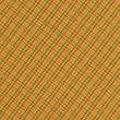Stock Photo: Brown And Green Plaid Textile Cloth Background