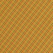 Brown And Green Plaid Textile Cloth Background — Stock Photo