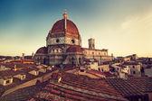 Cathedral Santa Maria del Fiore — Stock Photo