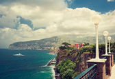 Portofino town near Genoa — Photo