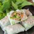 Thai spring roll — Stock Photo #34342435