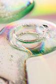 Abstract bubble bath — Stock Photo