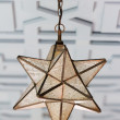 Stock Photo: Star shape lantern