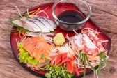 Sashimi — Foto Stock
