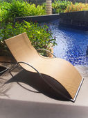 Pool bed — Stock Photo