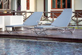 Pool bed — Stockfoto