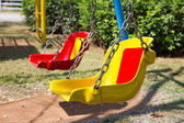 Children playground colorful (selective) — Stock Photo