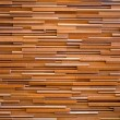 Wooden texture, wooden boards of different wood textures — Stock Photo