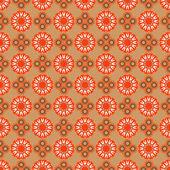 Design sömlös dekorativa diagonala mönster — Stockvektor