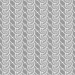 Design seamless monochrome helix vertical pattern — Stok Vektör