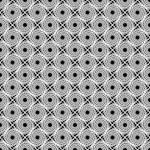 Design seamless monochrome helix diagonal pattern — Stok Vektör