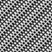 Design seamless monochrome diagonal pattern — Stock Vector