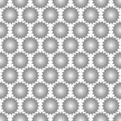 Patrón de diseño inconsútil araña web. monocromo diagona geométrica — Vector de stock