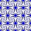 Design seamless colorful helix motion pattern. Abstract twirl ba — Vector de stock  #42766823