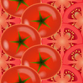 Tomato vegetables — Stock Vector
