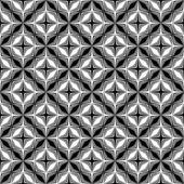 Design seamless diamond geometric diagonal pattern — Stock Vector