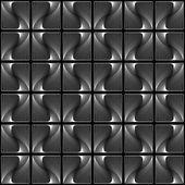 Design seamless decorative geometric pattern — Stock Vector