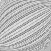 Diseño de fondo monocromático líneas paralelas de combado diagonal — Vector de stock