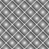 Design seamless grid geometric pattern — Stock Vector