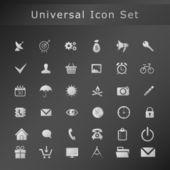 Univerzální ikona — Stock vektor