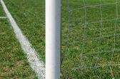 цель футбола — Стоковое фото