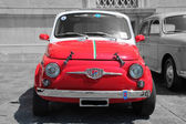 Old car - Fiat 500 — Stock Photo