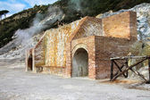 Italy - Pozzuoli (naples) - Solfatara Volcano — Stock Photo