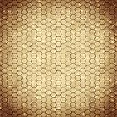 Seamless Hexagon Brick Texture — Stock Photo