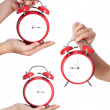 Showing Time — Stock Photo