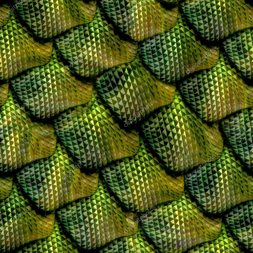 3d abstract seamless snake skin reptile scale stock for Do all fish have scales