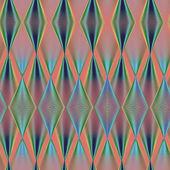 Rhombus coloured background — Stock Photo
