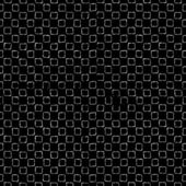 Black-and-white pattern, seamless, 3d — Stock Photo