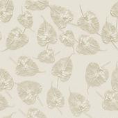 White, textured background, foliage, seamless, 3d — Stock Photo
