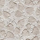 Fond blanc, texturé, feuilles, sans soudure, 3d — Photo