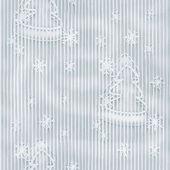 Boże Narodzenie bezszwowe, tła 3d — Zdjęcie stockowe