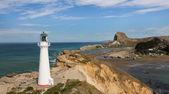 Castlepoint Lighthouse — Stock Photo