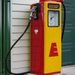 Foto Stock: EuropFuel Pump