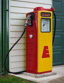 Europa Fuel Pump — Stock Photo