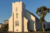 Zámecký kostel — Stock fotografie