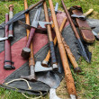 Medieval Weapons — Stock Photo #27443533