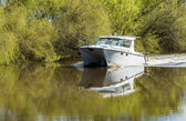 River Boat — Stockfoto