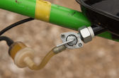 Fuel Line Tap — Stock Photo