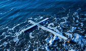 Floating Cross — Foto de Stock