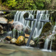 Black Cross Waterfall — Stock Photo