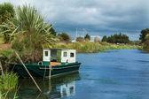 Green River Boat — Stock Photo
