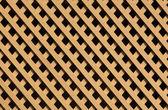 Brown Trellis Background — Stock Photo
