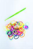 Loop Needle And Loops — Stock Photo